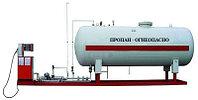 Установка газозаправочная моноблочная 10м3