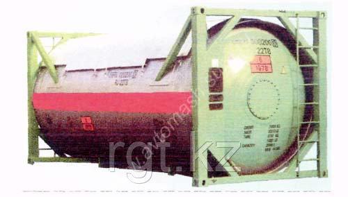 Газовая контейнер-цистерна ГКЦ 25