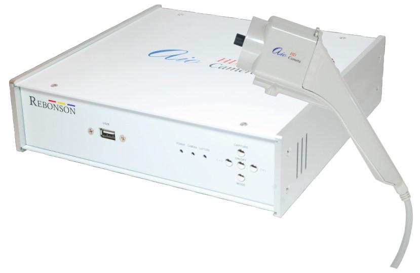 Цифровая видеоскопическая система AIO HD + программное обеспечение при и без помощи компьютера