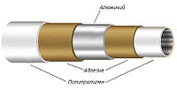 "МПТ РРR/AL PPR 40x4,0; 1,0 МПа; Г+110°С ""Лидер"" штанга"