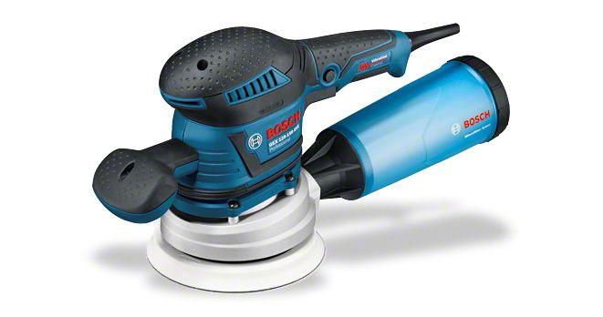 Эксцентриковые шлифмашины GEX 125-150 AVE Professional