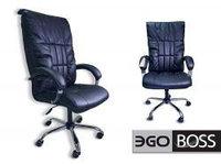 Офисное массажное кресло EGO BOSS EG1001 в комплектации LUX