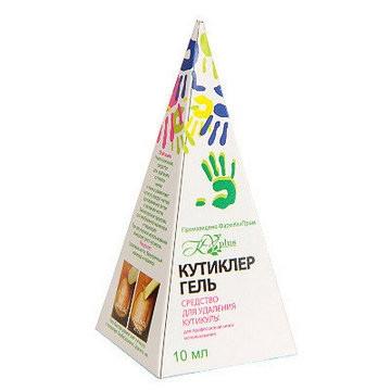 """Livsi Гель для удаления кутикулы 10 мл Кутиклер """"Пирамидка"""""""