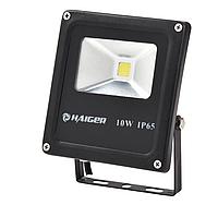 Прожектор LED TS010 10W 6000K ЧЕРНЫЙ (TS)
