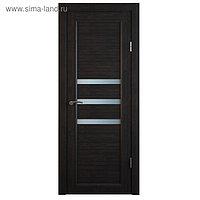 Комплект межкомнатной двери B-3 Тиковое дерево 4 2000х700