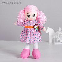 Кукла «Вера», с брошкой, 28 см