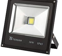 Прожектор LED TS030 30W 6000K ЧЕРНЫЙ (TS)
