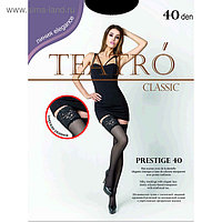 Чулки женские Prestige 40 цвет чёрный (nero), р-р 3