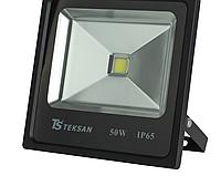 Прожектор LED TS050 50W 6000K ЧЕРНЫЙ (TS)