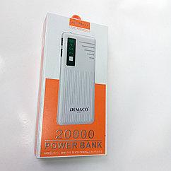 Портативный аккумулятор/ power bank demaco