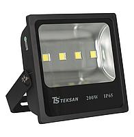 Прожектор LED TS200 200W 6000K ЧЕРНЫЙ (TS)