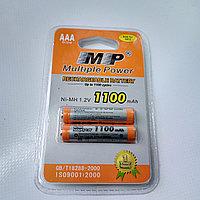 Аккумуляторы [перезаряжаемые батарейки] Multiple Power