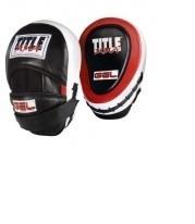 Боксерские лапы TITLE
