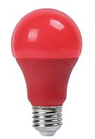 Лампочка LED A60 9W NEW E27 RED 100-265V (TL)
