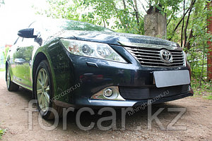 Защита радиатора для Toyota Camry VII (XV50) 2011-2014 black