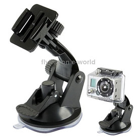 Вакуумное крепление (присоска) для GoPro/все модели Hero 1/2/3/4/HD-black /white/silver