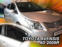 Дефлекторы окон Toyota Avensis 2009+ HIK