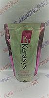 KeraSys Hair Clinic System Repairing Shampoo Damage Care (500 мл) - Лечебный шампунь для поврежденных волос