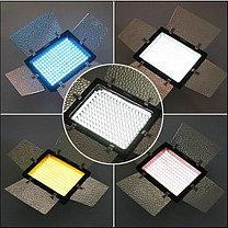 YN-160 Накамерный LED прожектор фонарь, фото 2