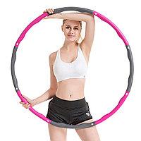 Обруч массажный для похудения / размер 100 см с 8 секциями / Sunlin