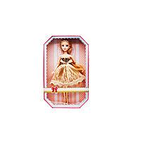 Кукла в вечернем платье с туфлями Seriel, 30 см