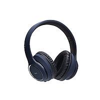 Стерео Bluetooth наушники Hoco W28 Journey Blue