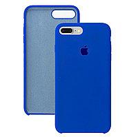 Силиконовый чехол для iPhone 7 Plus/8 Plus Apple, Синий,Silicone Case