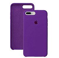Силиконовый чехол для iPhone 7/8 Plus Apple, Тёмно-фиолетовый, Silicone Case