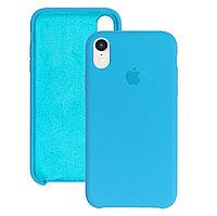 Силиконовый чехол для Apple iPhone X / XS, Бирюзовый, Silicone Case