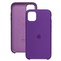 Силиконовый чехол для Apple iPhone 11 Pro,Фиолетовый,Silicone Case