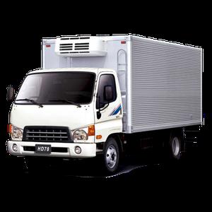 грузовики с закрытым кузовом
