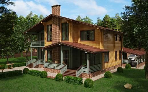 Проект дома №2282
