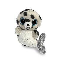 Мягкая игрушка Юху и его друзья 161496H Детёныш нерпы, 12 см
