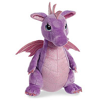 Мягкая игрушка Aurora 170415B Дракон фиолетовый, 30 см