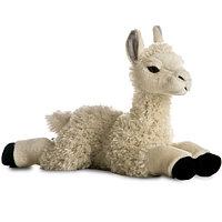 Мягкая игрушка Aurora 170863B Лама, 30 см