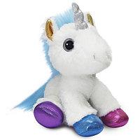 Мягкая игрушка Aurora 180170A Аврора Единорог разноцветный 30 см