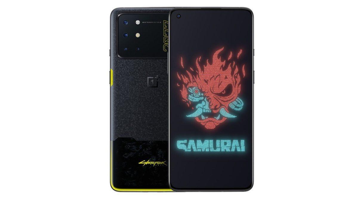 OnePlus 8T CyberPunk 2077 12/256Gb Limit