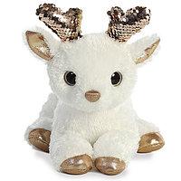 Мягкая игрушка Aurora 180956A Аврора Оленёнок золотой, 23 см