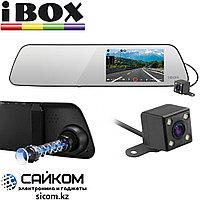 Автомобильный Видеорегистратор iBOX Spectr Dual / 2 Камеры / Full HD