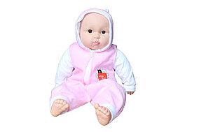 Мягкая кукла серьезная 202АВ