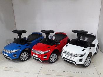 Лицензионные толокары Range Rover