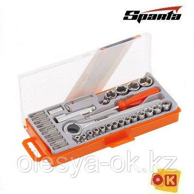 Набор слесарно-монтажный, 37 предметов SPARTA 13541