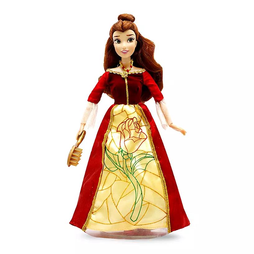 Принцесса Бель в светящемся платье и звуковым эффектом «Красавица и Чудовище»