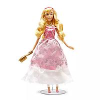 Принцесса Золушка в светящемся платье, музыкальная