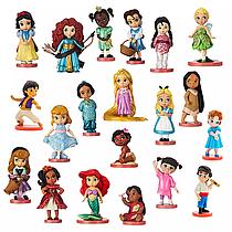 Набор из 20 мини принцесс, из коллекции «Аниматоры» Дисней