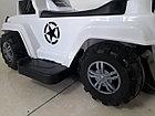 """Большой Толокар """"Jeep"""" с родительской ручкой и боковыми поручнями. Kaspi RED. Рассрочка., фото 4"""