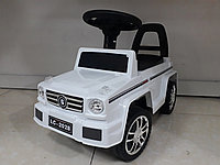 Толокар-каталка Гелендваген для детей Mercedes Benz. Kaspi RED. Рассрочка.