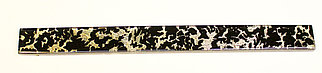 Декор ярко малиновый золотисто-чёрный