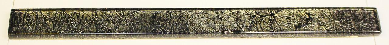 Декор ярко малиновый чёрнозолотой