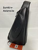 """Мужская нагрудная сумка-кобура""""Cantlor"""". Высота 32 см, ширина 17 см, глубина 4 см., фото 1"""